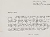 Branch Rickey's Scouting Report Hank Aaron
