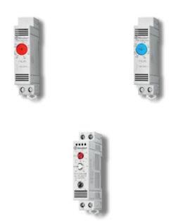 Finder's 7T Series Thermo-Hygrostat and Thermostats