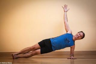 Strengthening Pose of the Week: Side Plank Pose