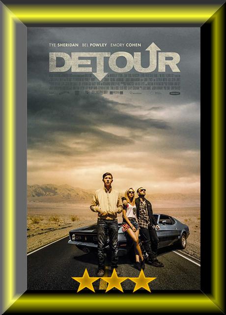 Detour (2016) Movie Review