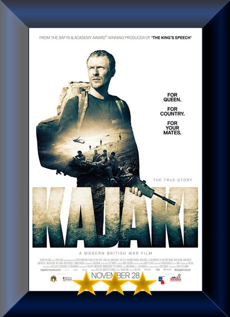 ABC Film Challenge – Thriller – K – Kajaki (2014) Movie Review