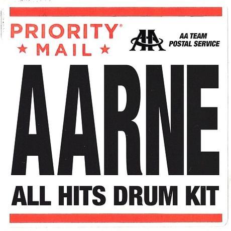 Aarne All Hits Drum Kit WAV FST
