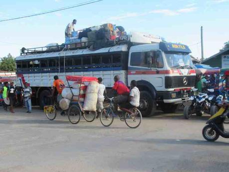A Bush Truck in Madagascar