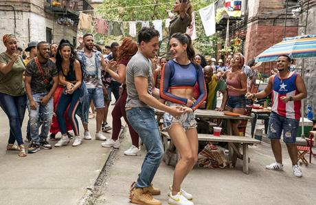 In the Heights (2021) Movie Review