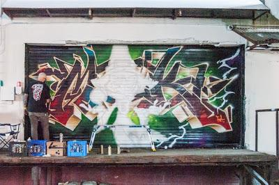 More from the Jersey City Mural Festival