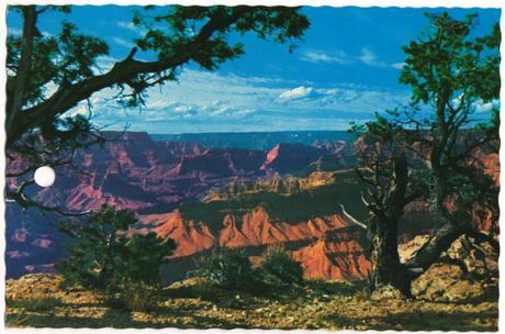 Grand Canyon to Albuquerque #50YearsAgoToday #CaliforniaTrip