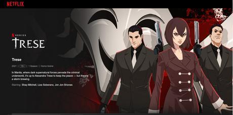 Thoughts on Netflix's Trese Animated Series Season 1
