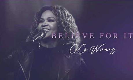 CeCe Winans Announces Believe For It Sunday Campaign
