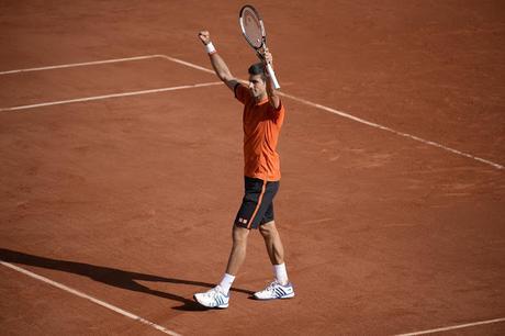 Djokovic creates history at Roland Garros 2021