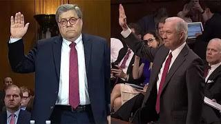 Claims of ignorance from Sessions and Barr about leak investigation of House Democrats have to be falsehoods, according to former Watergate prosecutor