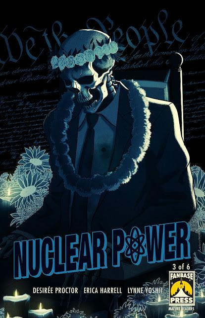 Nuclear Power #3 Heralds The Horror Of Politics Perfectly