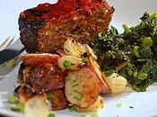 Chorizo Beef Meatloaf with Spicy Oriental Sweet Chili Sauce