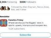 Twitter Adding 'Subscribe' Button Profiles Newsletter Signups