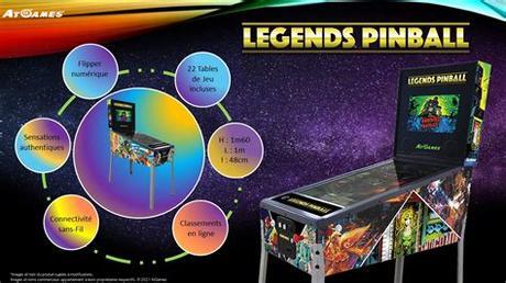 Apple has revealed the next slate of games coming to apple arcade. Legends Pinball : 22 flippers d'arcade à la maison dès ...
