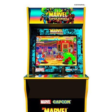 List of 10 best pandora arcade boxes in 2021. Arcade 1Up - Marvel Super Heroes Arcade Cabinet (TV Games ...