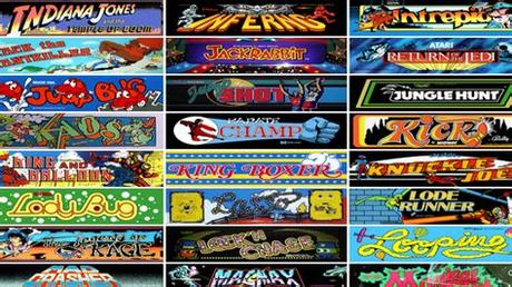 Apple has revealed the next slate of games coming to apple arcade. The Internet Arcade Has 900 Classic Arcade Games You Can ...
