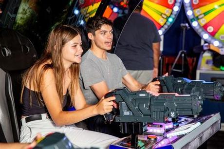 Midwest gaming classic arcade game show: Arcade Game Types and How They Fit in Your Location (With ...