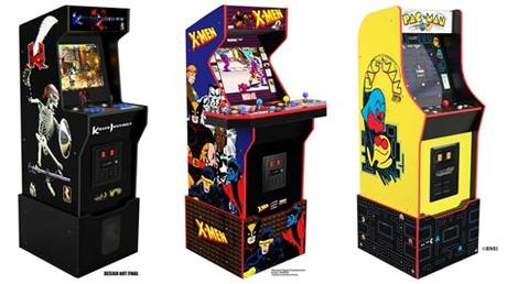 Midwest gaming classic arcade game show: Arcade1Up Reveals 7 New Retro Arcade Cabinets at CES 2021