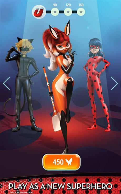 Paris, your beloved city, is in trouble. Download Miraculous Ladybug & Cat Noir - The Official Game ...