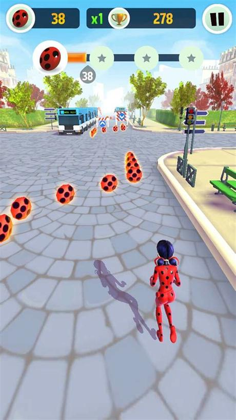 Join miraculous ladybug and cat noir on their paris rescue mission, in this challenging, addictive & super fun runner! Miraculous Ladybug and Cat Noir - The official game for ...