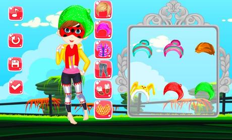 Miraculous Ladybug Cat Noir Games dress up for Android ...
