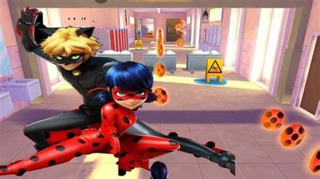 Enjoy playing on big screen. Miraculous LadyBug game play - jogando pela primeira vez ...