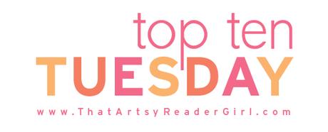 Top Ten Tuesday   My Summer 2021 TBR
