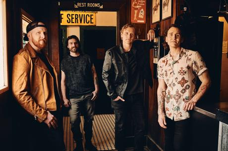Over All Over Again – Catching Up with James Barker Band