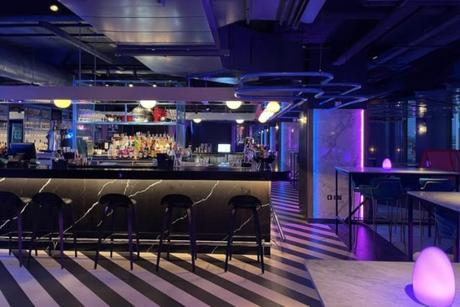 VEGA new rooftop bar for Glasgow