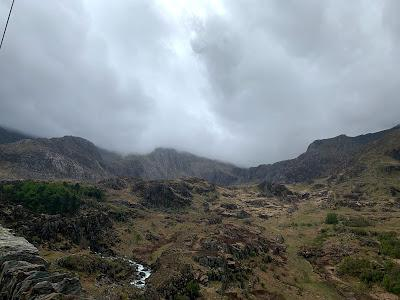 The Snowdon Chronicles - the nearly weekend