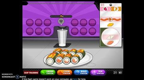 Cool math games have games including: Cool Math Games/ Papa's Sushiria - YouTube