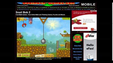 Children learn math while playing fun online games. Cool Math Games #1 Snail Bob 2 ep. 1 WITH CHIPS AND MILIK ...