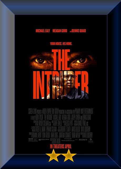 ABC Film Challenge – Thriller – Q – The Intruder (2019) Movie Review