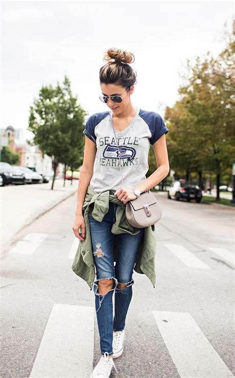 We believe in the weekend; Game Day Style | Hello Fashion
