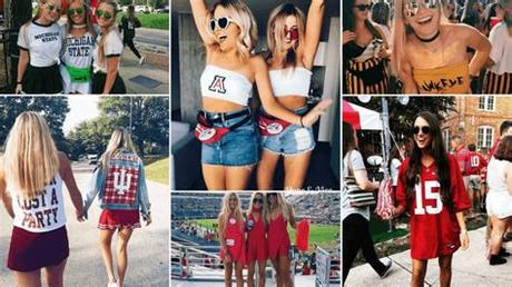 As any college graduate can tell you, these ceremonies are never quick. 22 Game Day Outfits All College Girls Need To Copy - By ...