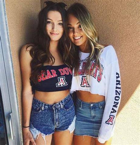 Shop college gameday dresses at fansedge. University of Arizona | College tailgate outfit, Football ...