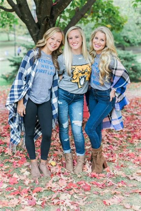 Check out this site to stock up on your blue and gold skirts and tube tops! Kentucky Gameday Outfits - Welcome to Olivia Rink
