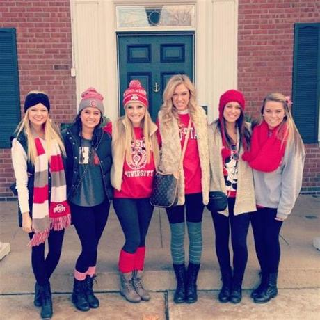 As i recall, it was a gift from a friend of my father's. Save The Day For Scarlet & Gray | Greek Life Trends ...