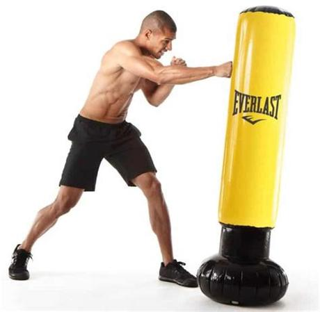 This boxing bag is made with strong steel alloy spring and a solid steel body. The 8 Best Punching Bag For Home: Advise from Nogii ...