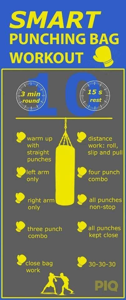 Be careful not to go overboard with the weight as it could cause unnecessary accidents. Boxing is the best way to do your cardio. You can burn 750 ...