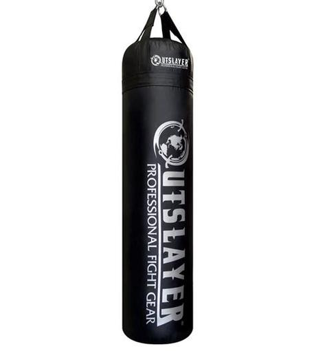 If you have limited room in your home gym, or you simply prefer a smaller bag, then this is the one for you. Outslayer Filled Punching Bag Boxing Training Practice MMA ...