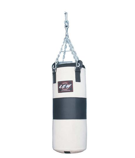 LEW Canvas Filled Punching Bag: Buy Online at Best Price ...
