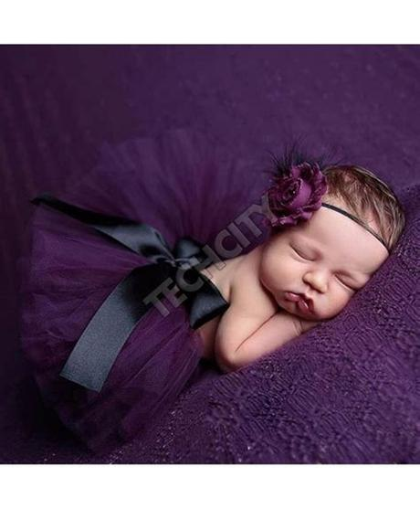 Check your emails and phone regularly. Buy SeeTomatos Purple Tutu Skirt Photography Baby Girl ...