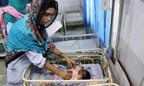 They will get to know more about the baby's background and the circumstances that led to him or her being placed in care. High child mortality rate in Thar no new phenomenon, say ...