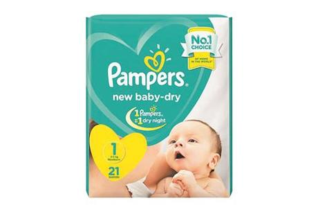 Since the uaa has been approved, we have successfully guided many families through the guardianship process in pakistan. Pampers New Baby Dry 1 Newborn 21 Diapers - Khaksar Shop ...