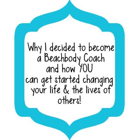 The end result will just be the same, which is to become a beachbody coach. Why I decided To Become A Beachbody Coach - A Mouse In My ...