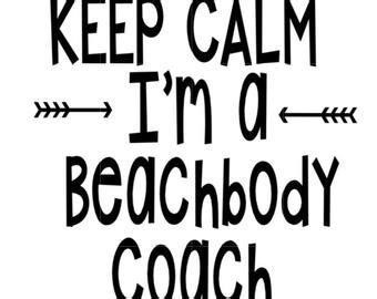 Be sure to keep your short term goals the priority. beachbody coach - Etsy