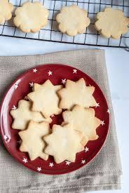 Beat butter and 1 cup sugar in large bowl with mixer until light and fluffy. Scottish Shortbread Something Sweet Something Savoury
