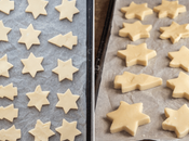 Cornstarch Shortbread Cookies Melt Your Mouth Recipe Kristen Stevens Food Wine Apart Ungreased Baking Sheets.