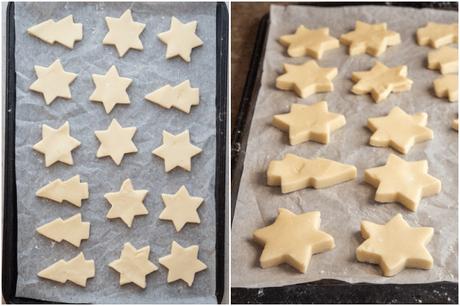 Simple Shortbread Cookies Two Ways An Italian In My Kitchen